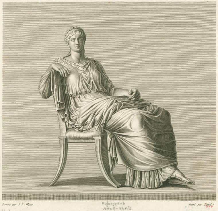 Caligula's Mother Agrippina
