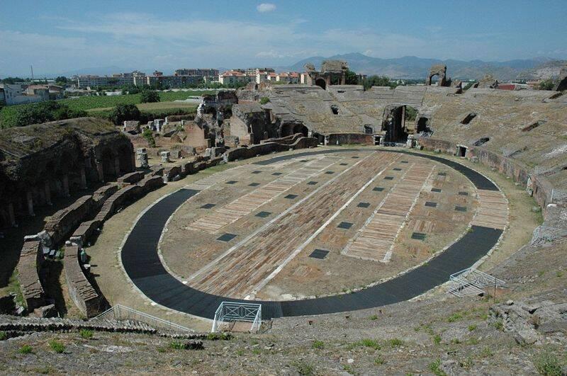 Capua Amphiteater