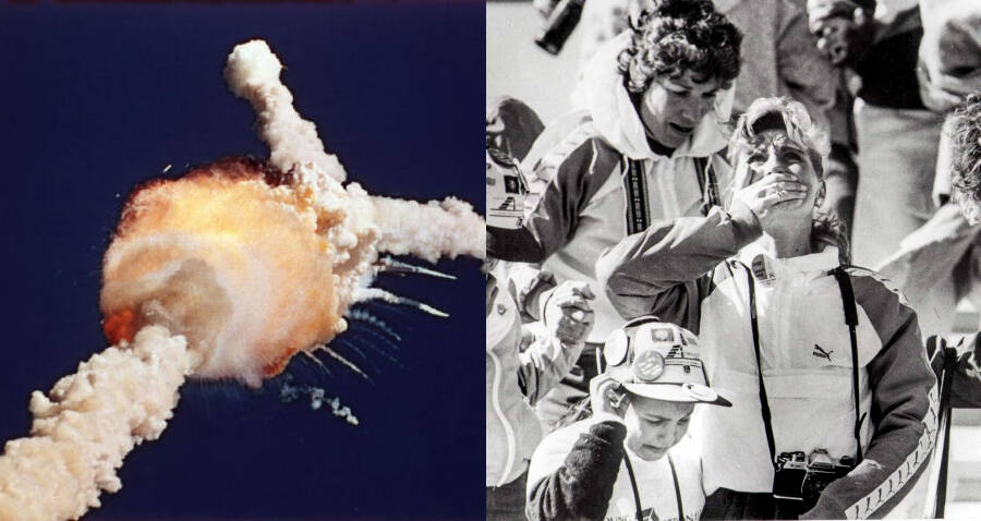 The True Story Of NASA's Space Shuttle Challenger Disaster