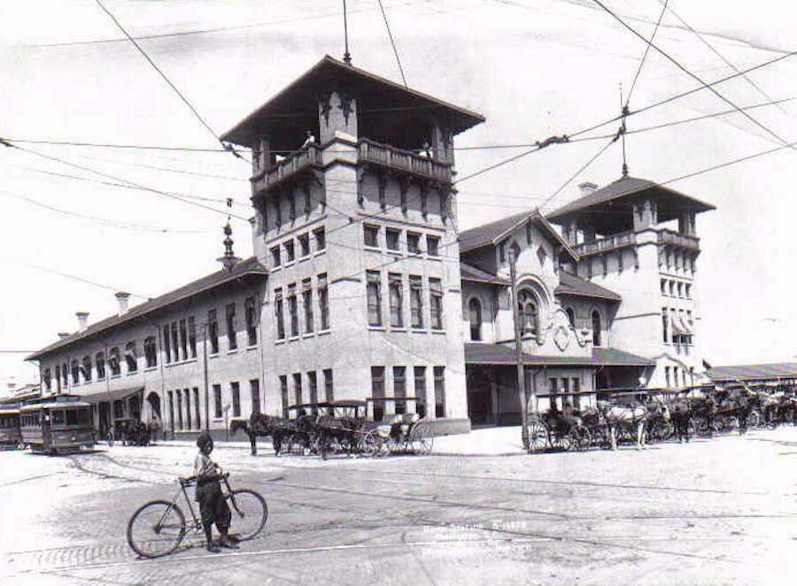 Charleston em 1910