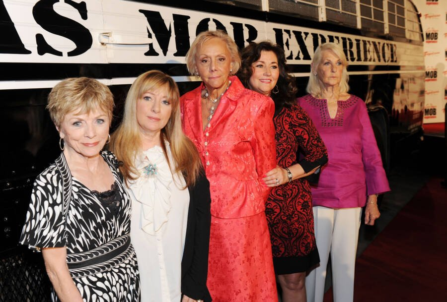 Daughters Of The Mob