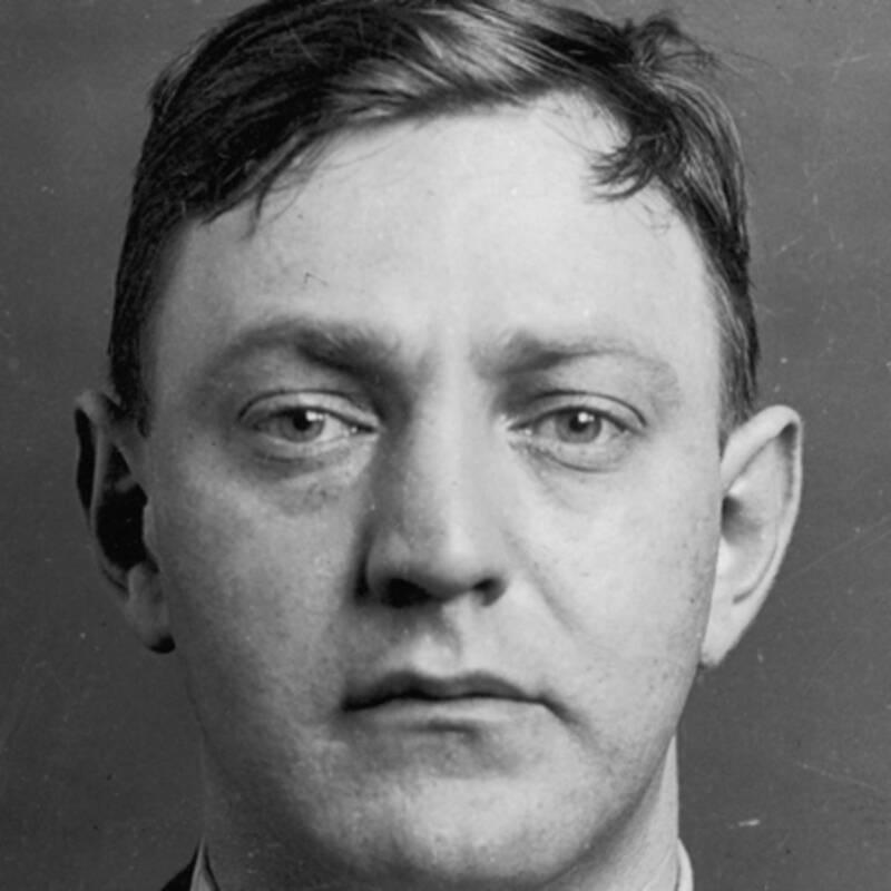 Dutch Schultz Portrait