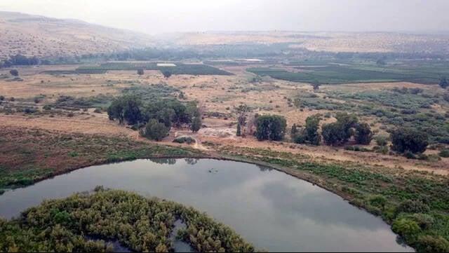 Site Of Bethsaida Village