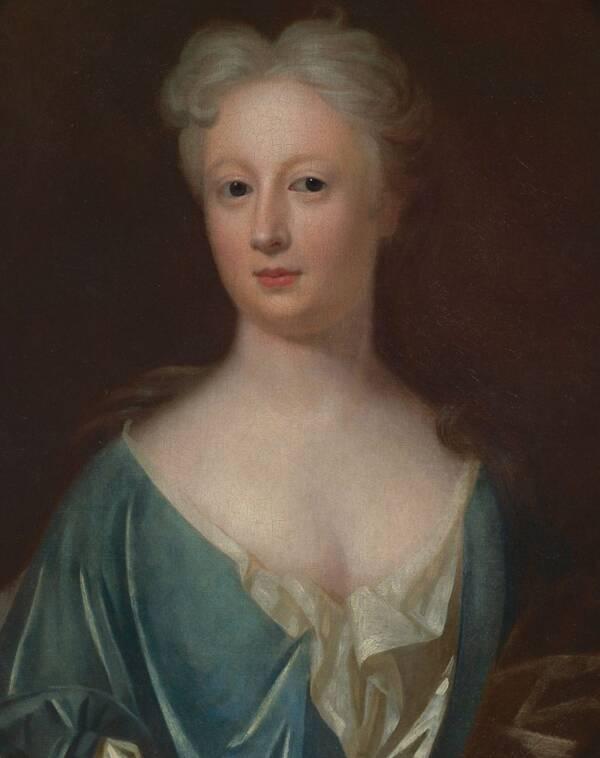 Painting Of Elizabeth Porter