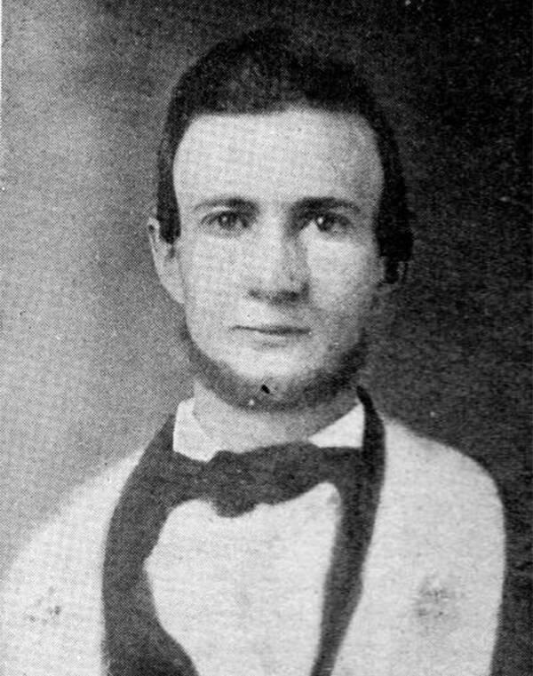 George Bickley Portrait