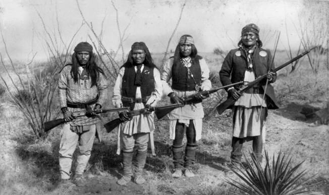 Apache Tribe
