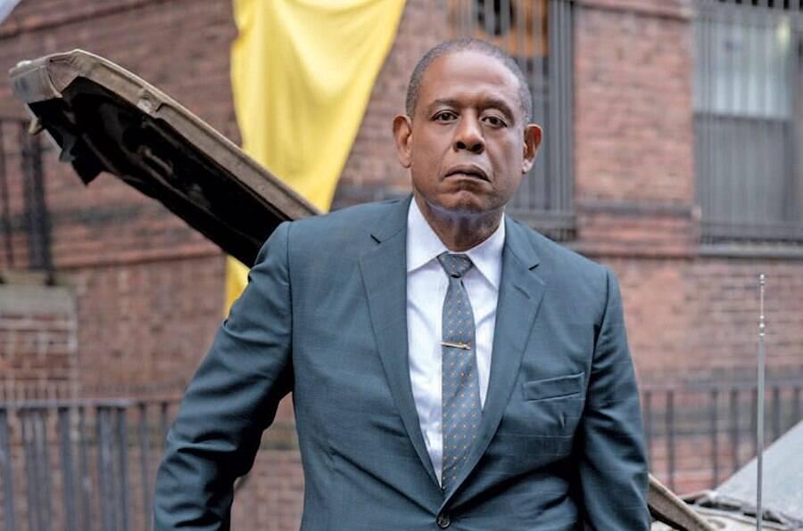 Godfather Of Harlem Show