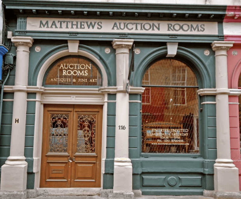 Irish Auction House