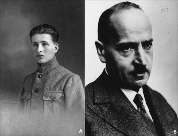 Ivan Borkovský And Karel Guth