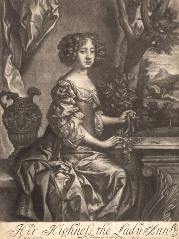 Princess Anne Of England