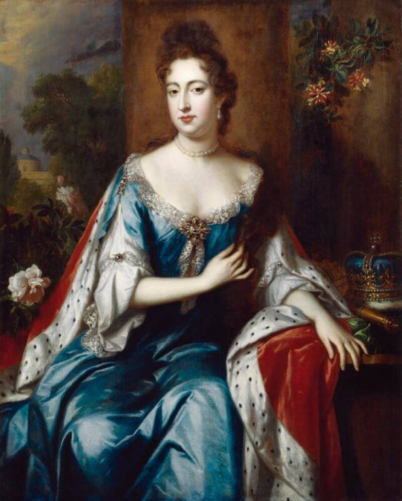 Mary II Portrait