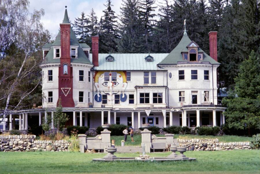 Millbrook Mansion