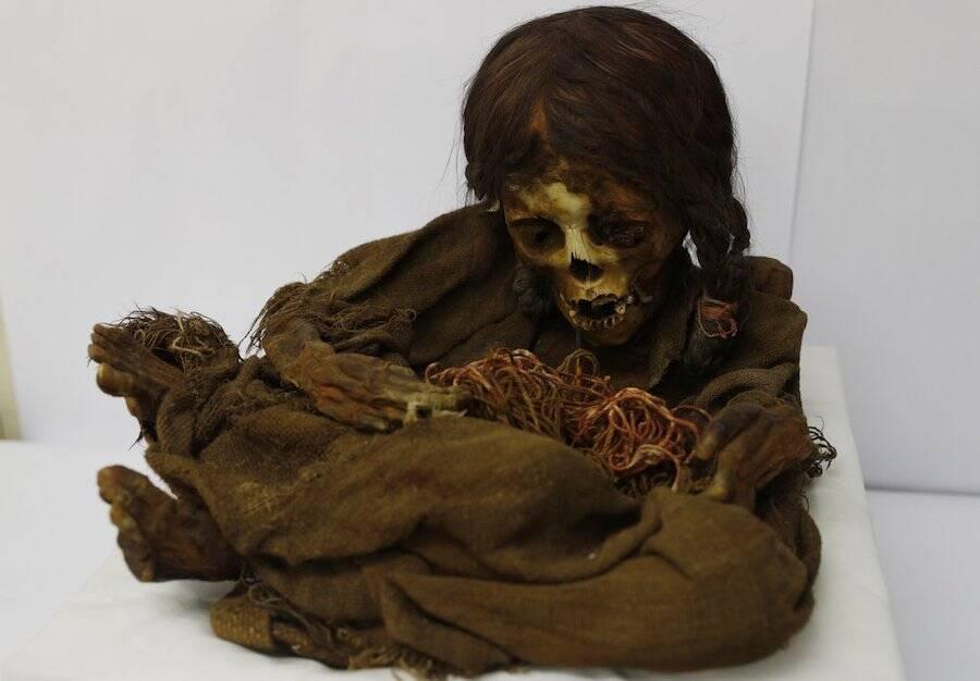 Nusta Incan Mummy