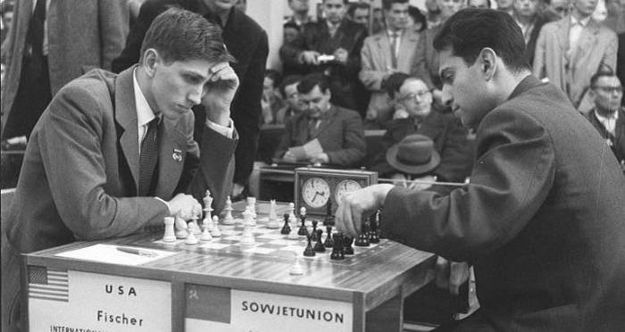 How Bobby Fischer Went From Chess Champ To Deranged Pariah