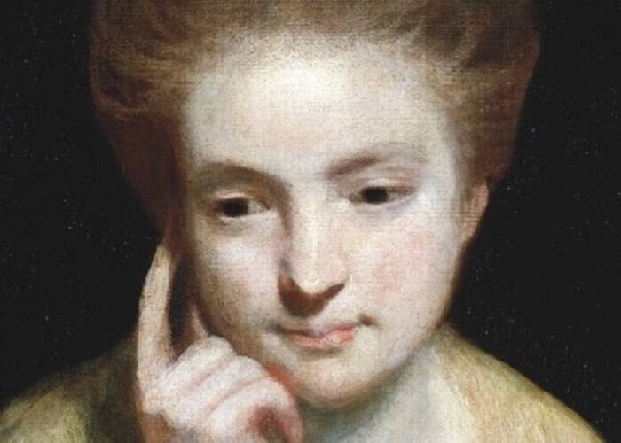 Painting Of Mary Astell