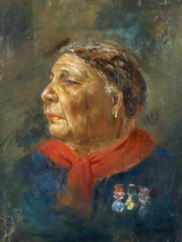Mary Seacole Painting