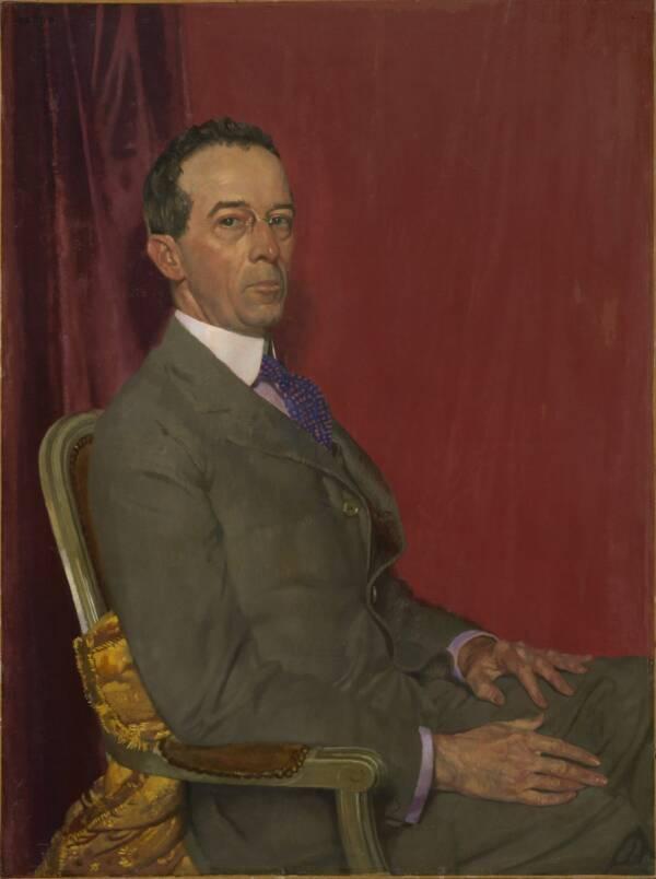 Portrait Of Robert S. Clark