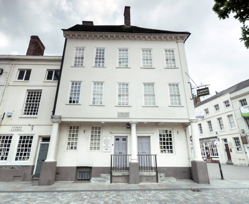 Samuel Johnson Museum