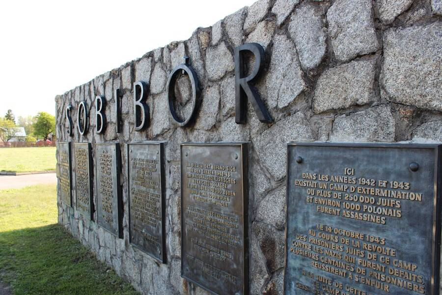 Sobibor Camp Memorial