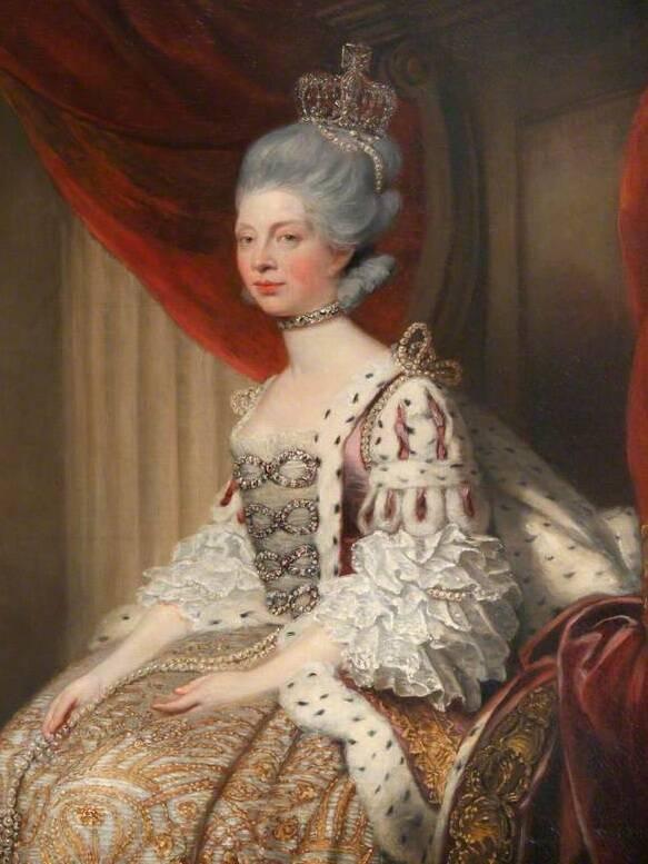 Sophia Charlotte By Joshua Reynolds