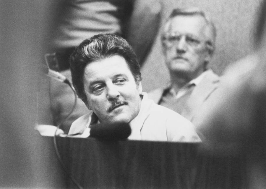 Tony Spilotro In Court