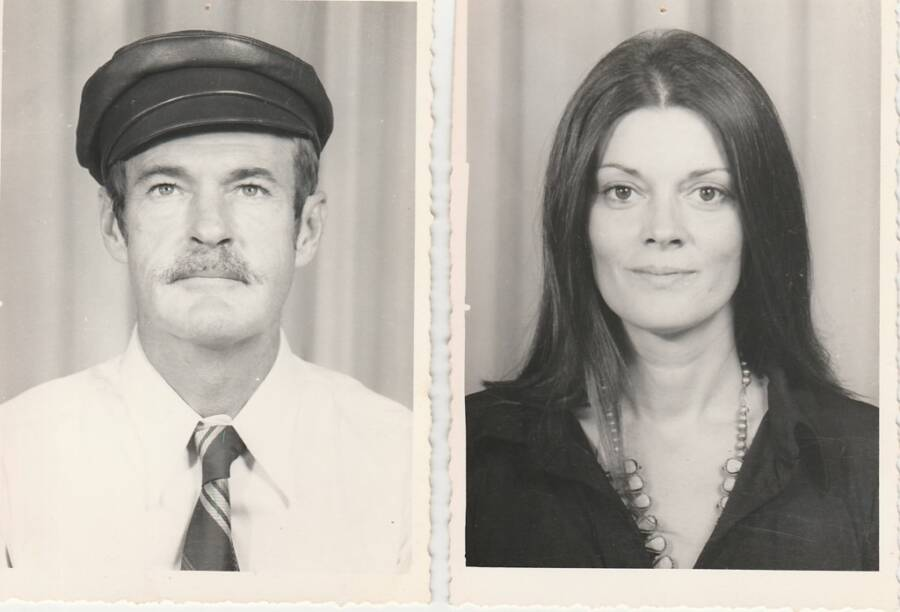 Timothy And Rosemary Leary's Passports