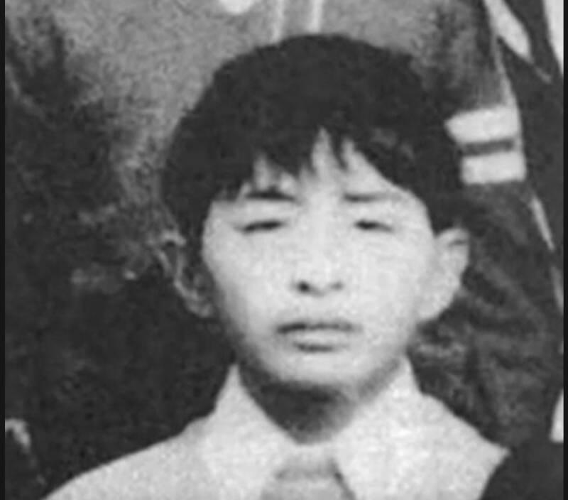 Tsutomu Miyazaki As A Boy