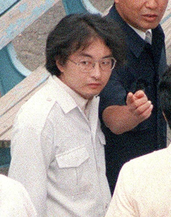 Tsutomu Miyazaki Otaku Killer Outside Court
