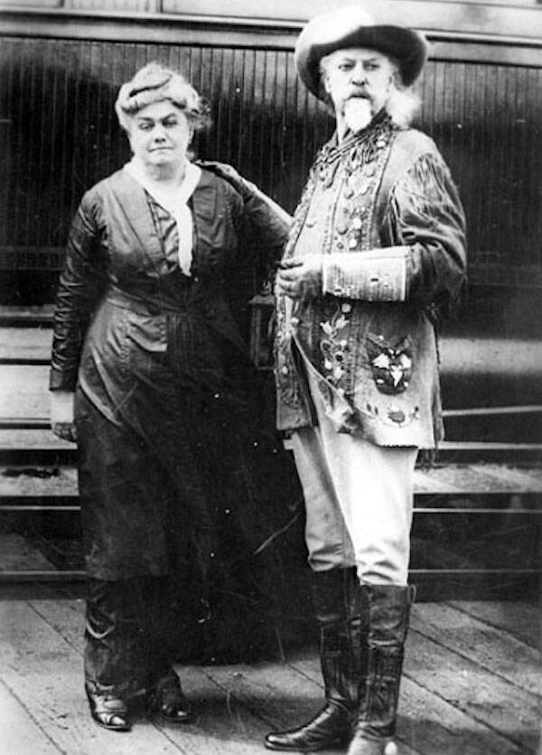 William And Louisa Cody