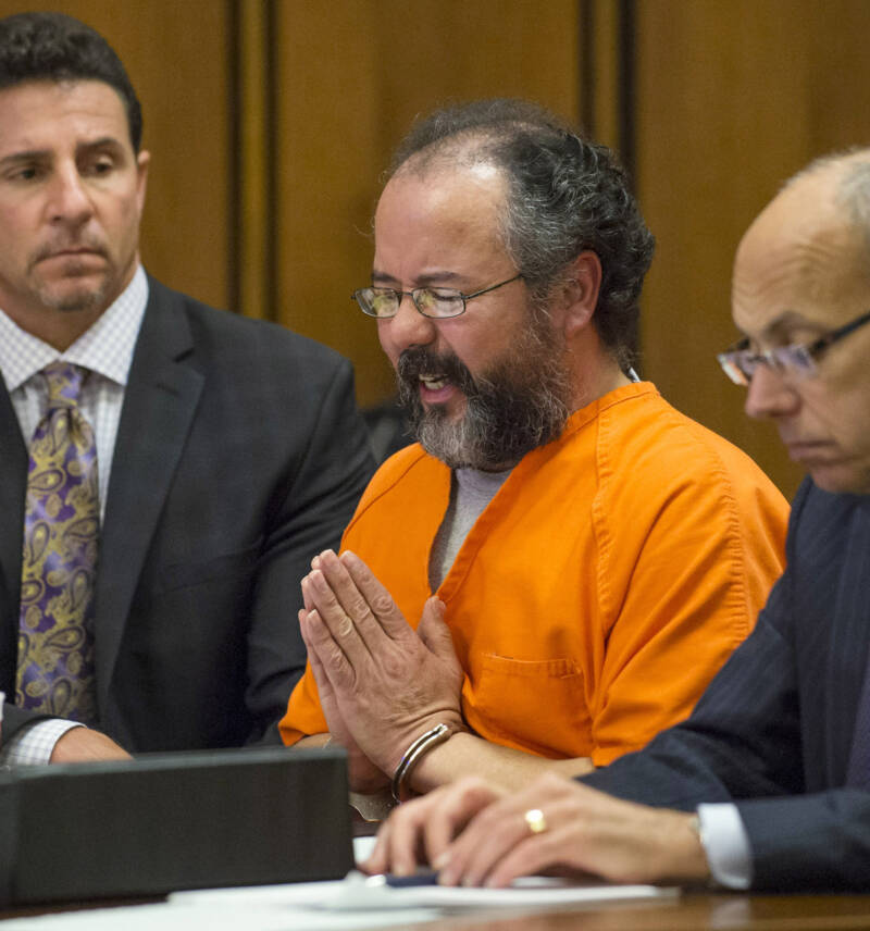 Ariel Castro Sentencing In Cleveland Abduction Case