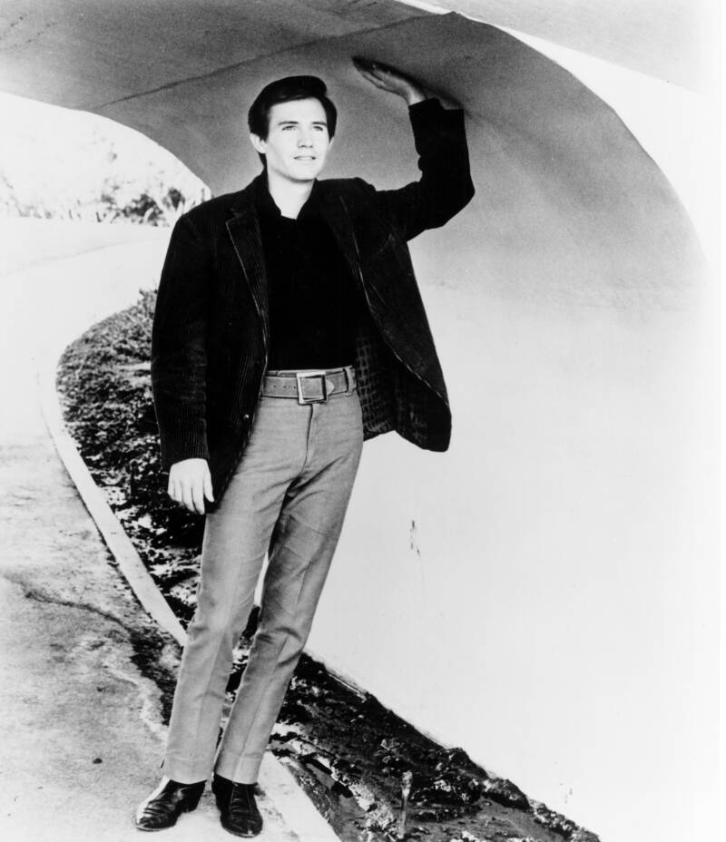 Bobby Fuller Under A Tunnel