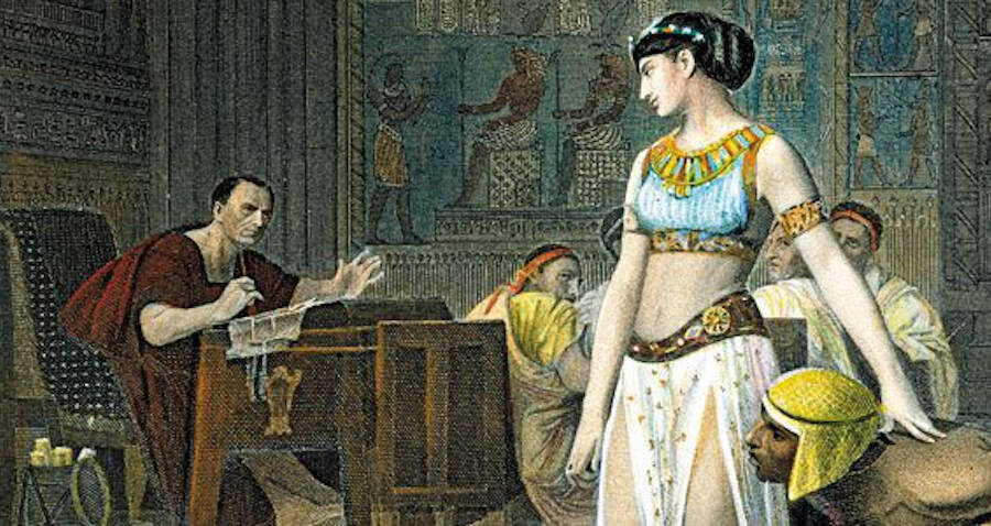 Caesarion: The True Story Of Cleopatra And Caesars Love Child