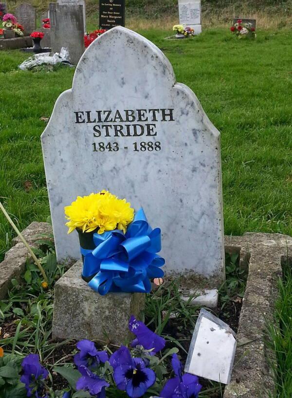 Elizabeth Stride Gravestone