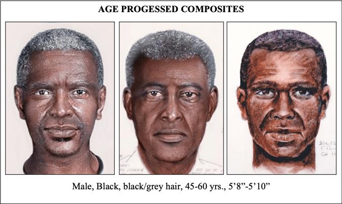 Grim Sleeper Composite Sketches