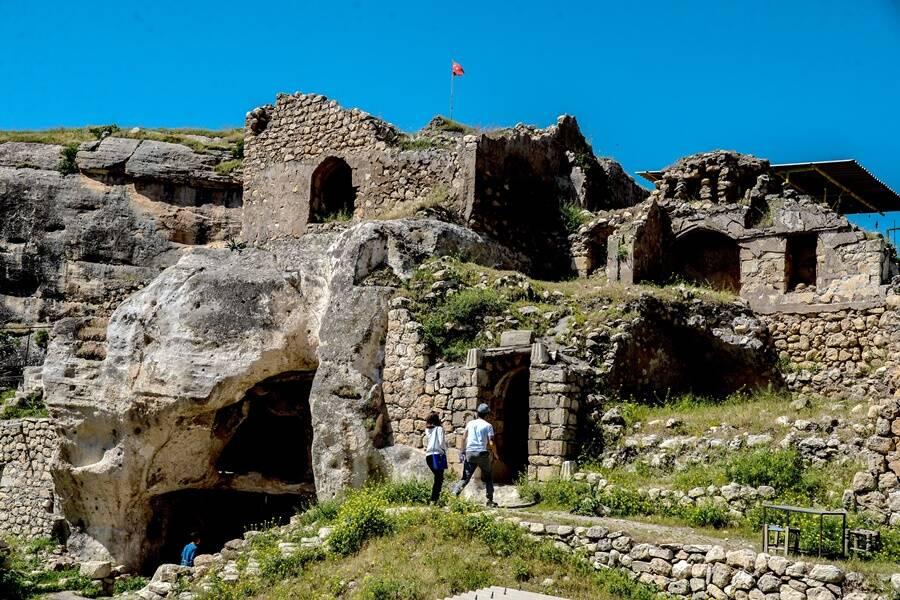 Hasankeyf Historical Structures