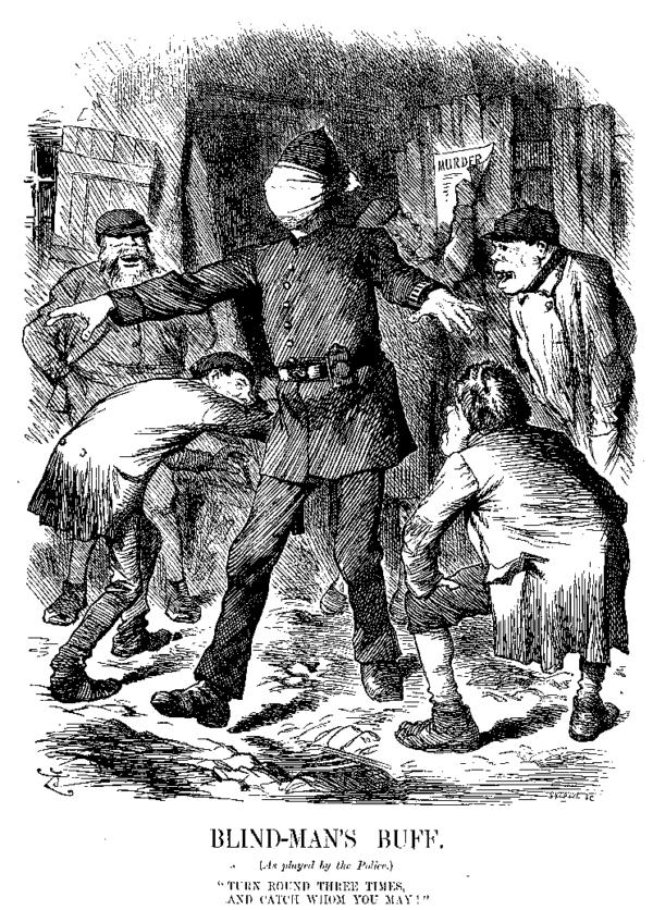 Jack The Ripper Cartoon