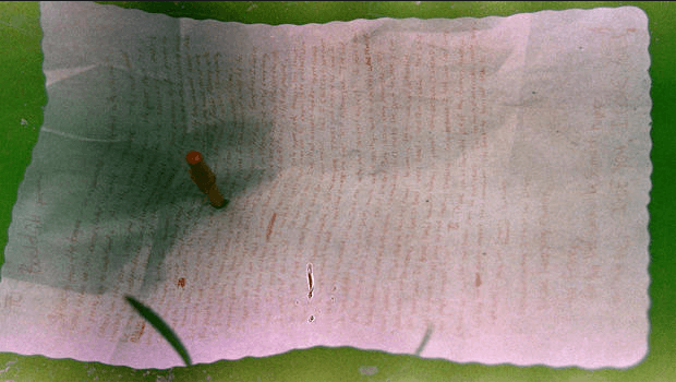 Kurt Cobain's Suicide Letter And Pen