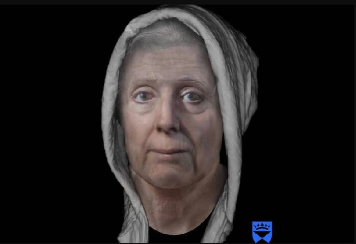 Lilias Adie's Facial Reconstruction
