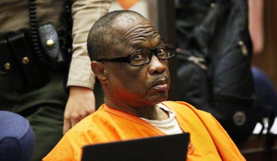 Lonnie David Franklin In Court