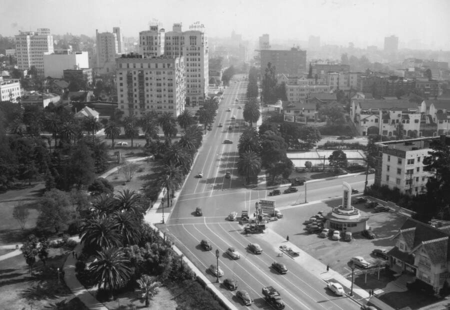 Los Angeles In 1945