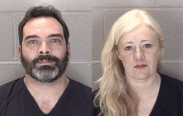 Michael And Kristine Barnett Mugshots