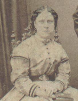 Portrait Of Annie Chapman