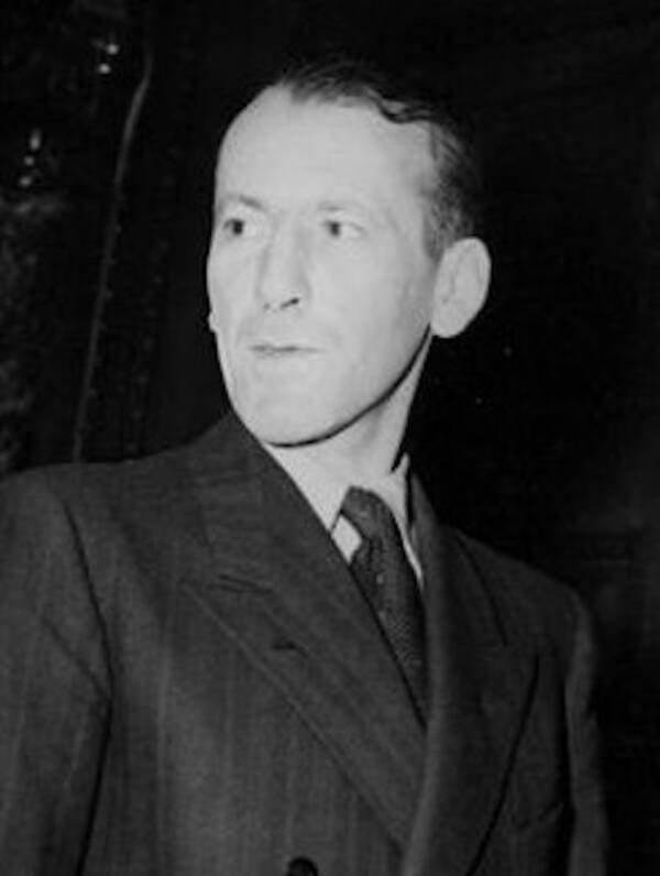 Portrait Of Ernst Kaltenbrunner