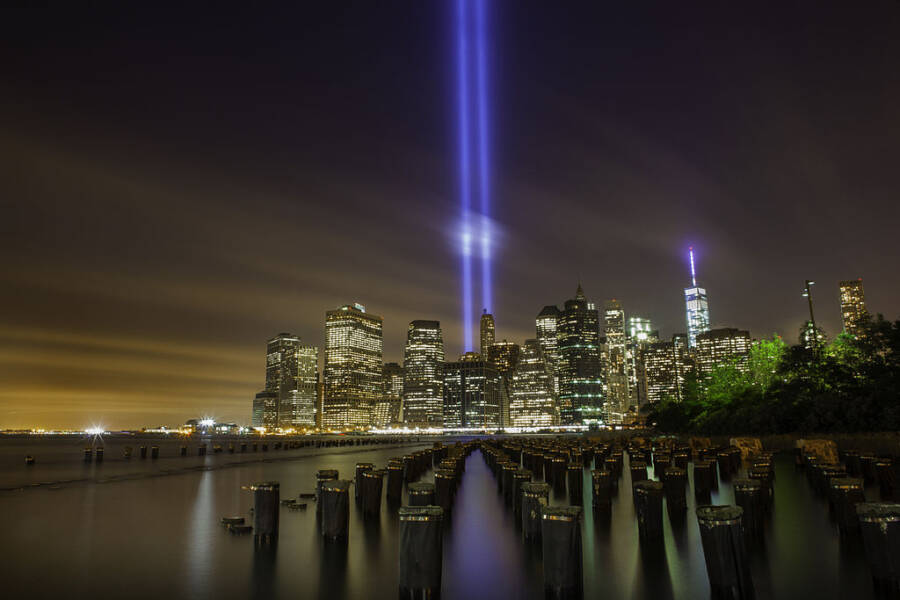 September 11 Tribute From Afar