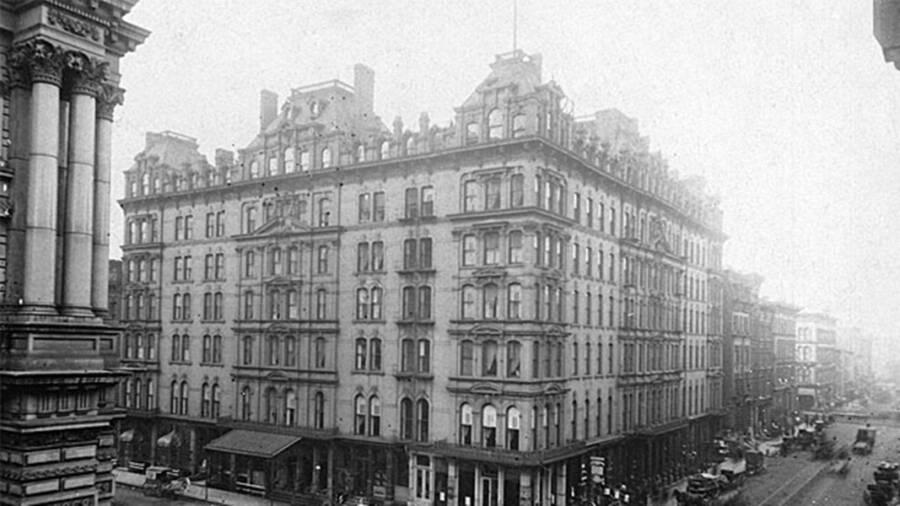 Sherman Hotel