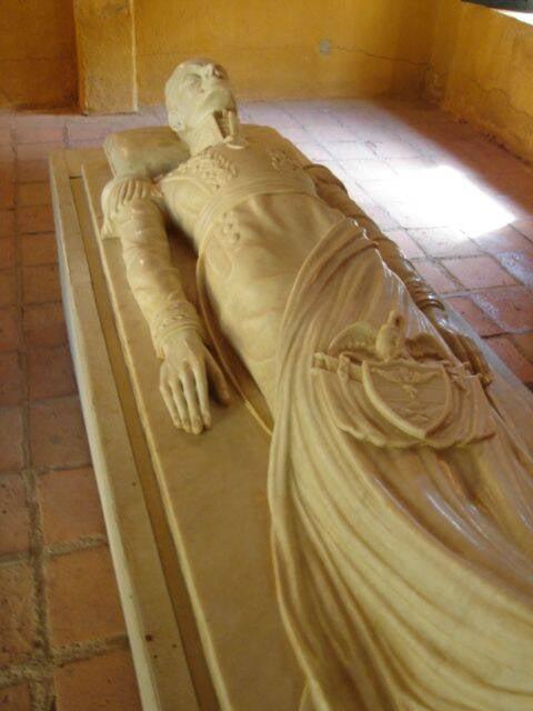 Bolivar's Tomb