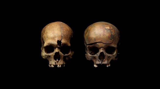 Skulls Found At Yaroslavl