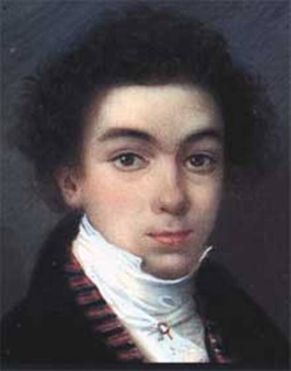Teenage Bolivar
