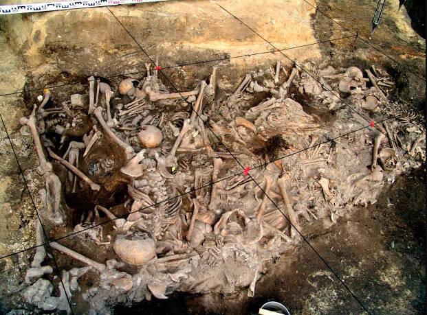 Yaroslavl Mass Grave
