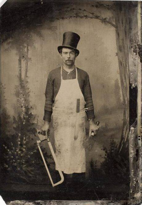 19th-Century Butcher
